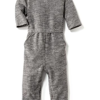 Old Navy Long French Terry Romper