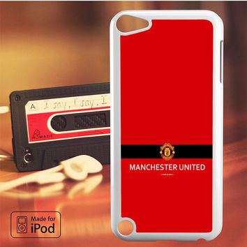 Manchester United Cover iPod Touch 4 Case, iPod Touch 5 Case, iPod Touch 6 Case