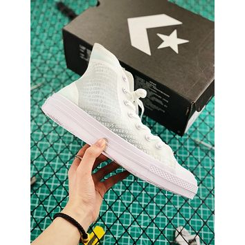 Converse Chuck Taylor All Star Candy Coated High Transparent White