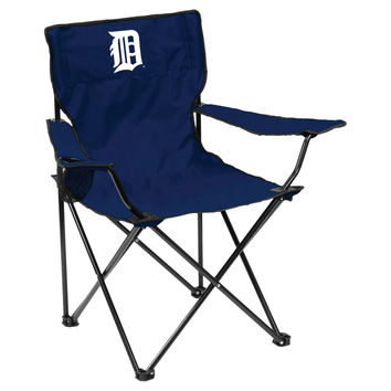 MLB Detroit Tigers Foldable Quad Chair