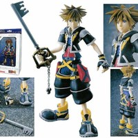 Kingdom Hearts 2: Sora Action Figure