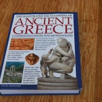 The Illustrated Encyclopedia of Ancient Greece : A Comprehensive History