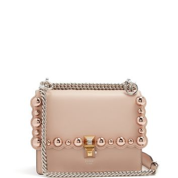 Kan I small embellished leather cross-body bag | Fendi | MATCHESFASHION.COM UK