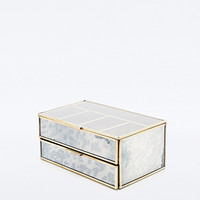 Antique Jewellery Box in Gold - Urban Outfitters