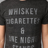 Urban Outfitters - Whiskey And One Night Stands Tee