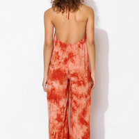 Staring At Stars Tie-Dye Loose Jumpsuit - Urban Outfitters
