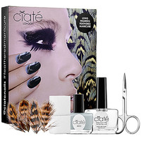 Ciaté London Feathered Manicure