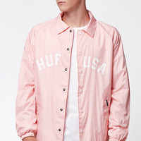 HUF USA Coach Jacket at PacSun.com