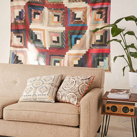 Assembly Home Auntie Bee Quilt Tapestry - Urban Outfitters