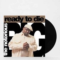 The Notorious B.I.G. - Ready to Die 2XLP- Assorted One