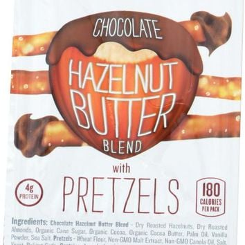 JUSTINS: Chocolate Hazelnut Butter Snack Pack, 1.3oz