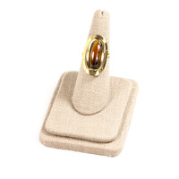 70's__Sarah Coventry__Tigers Eye Ring