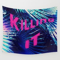 Killing It Art Print by The Dreamery