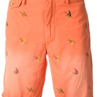 Polo Ralph Lauren bee printed shorts