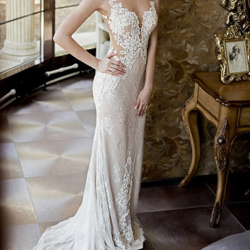Sexy wedding dress ,wedding dress, lace wedding dresses