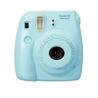 New Model Fuji Instax 8 - Blue - Fujifilm Instax Mini 8 Instant Camera Polaroid Type:Amazon.co.uk:Camera & Photo