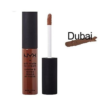 NYX Soft Matte Lip Cream ~ Dubai