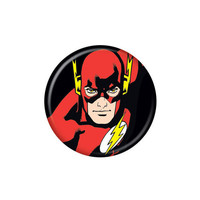 The Flash Close Up Button