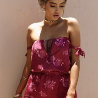 Pinot Trixie Playsuit - Playsuits by Sabo Skirt
