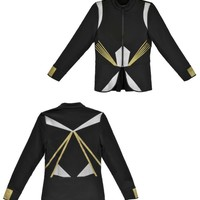 The Hunger Games: Catching Fire - Prop Replica - Female Training  Jacket - NECA