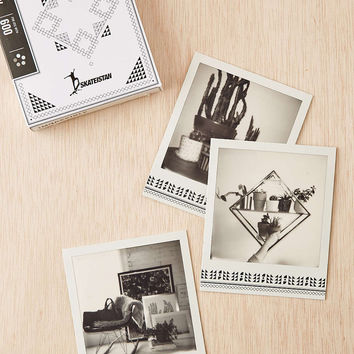 Impossible Skateistan Edition Black And White Polaroid 600 Instant Film - Urban Outfitters