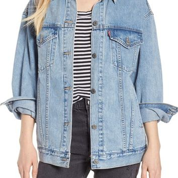 Levi's® Baggy Trucker Denim Jacket | Nordstrom