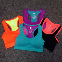 Women's Fitness Stretch Workout Tank