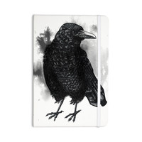 "Sophy Tuttle ""Crow"" Black White Everything Notebook"