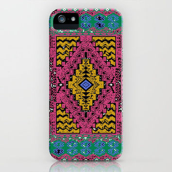vintage carpet iPhone Case by lush tart | Society6