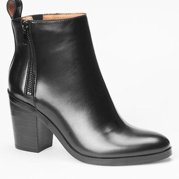 Gap Women Zip Heel Bootie
