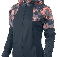 NIKE NIKE Fanatic Jacket - Armory Navy/Atomic Pink/Reflective Silv   sheactive   Free Delivery on UK Orders over £50