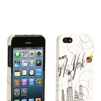 Tri-Coastal Design New York iPhone 5 Case (Juniors) | Nordstrom