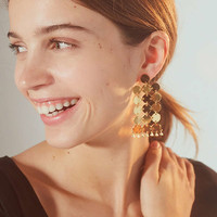 Luv Aj Disco Fever Statement Earring   Urban Outfitters