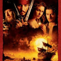 Pirates Of The Caribbean Cast no Text Movie Poster 24inx36in