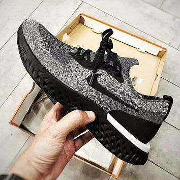 Nike Epic React Flyknit Light casual running shoes-5