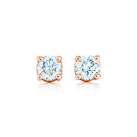 Tiffany & Co. - Tiffany SolitaireDiamond Earrings