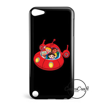DisneyêS Mickey Mouse House Of Mouse Protective iPod Touch 5 Case