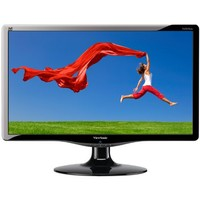 ViewSonic VA2431WM 24-Inch Widescreen LCD Monitor with Speakers | www.deviazon.com