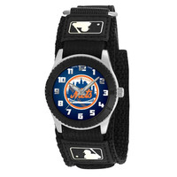 New York Mets MLB Kids Rookie Series watch (Black)