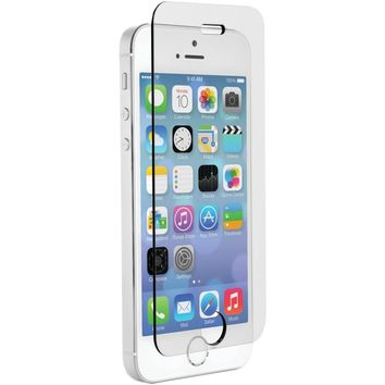 Znitro Iphone 5 And 5s And 5c Nitro Glass Screen Protector (clear Case Friendly)
