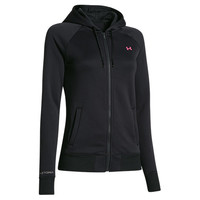 Women's Under Armour PIP Fleece Full-Zip Hoodie