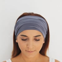 grey hairband,headbands,Pilates headbands,grey headbands,yoga headbands,