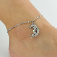 New Arrival Ladies Cute Sexy Shiny Stylish Gift Jewelry Vintage Simple Design Anklet [6464820993]