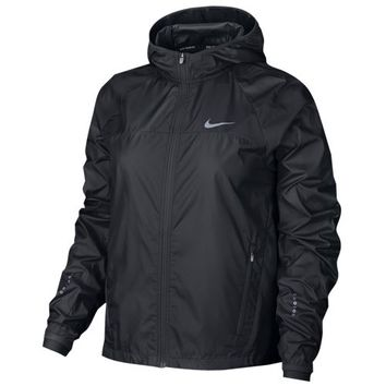 Nike Dri-FIT Racer Shield Jacket - Women's at Lady Foot Locker