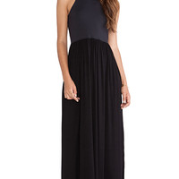 LNA Fitzgerald Dress in Black