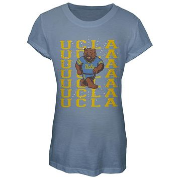 UCLA Bruins - Rhinestone Ray Girls Juvy T-Shirt
