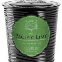 Aquiesse Candle Pacific Lime