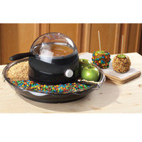 The Caramel Apple Maker - Hammacher Schlemmer
