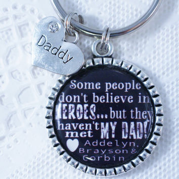 Fathers Day, Father's Day, Fathers Day Gift, Personalized Fathers Gifts, Father's Day Gift, Fathers Day Key Chain, Dad Key Chain