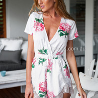 Girl Crush Playsuit